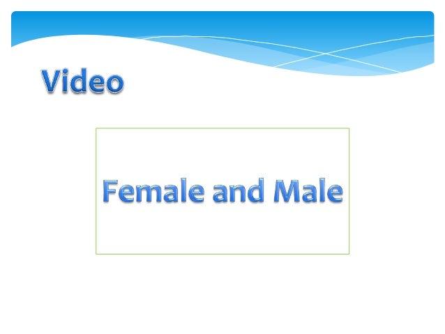1. Gender Stereotype in Social RolesMen                             Women provides financially for                       ...