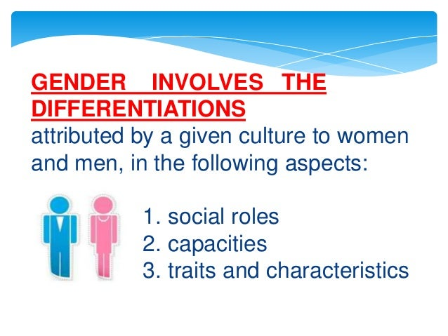 gender and development Gender & development association for women in development (awid) the association for women's rights in development (awid) is an international, multi-generational, feminist, creative, future-orientated membership organization committed to achieving gender equality, sustainable development and women's human rights.