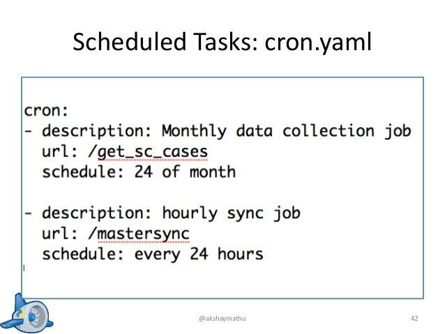 Python Schedule Every Month