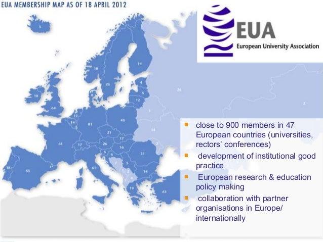 MOOCs in Europe by Michael Gaebel (EUA) Slide 2