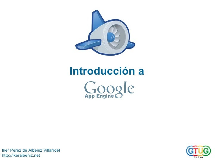 Introducción a  Iker Perez de Albeniz Villarroel http://ikeralbeniz.net