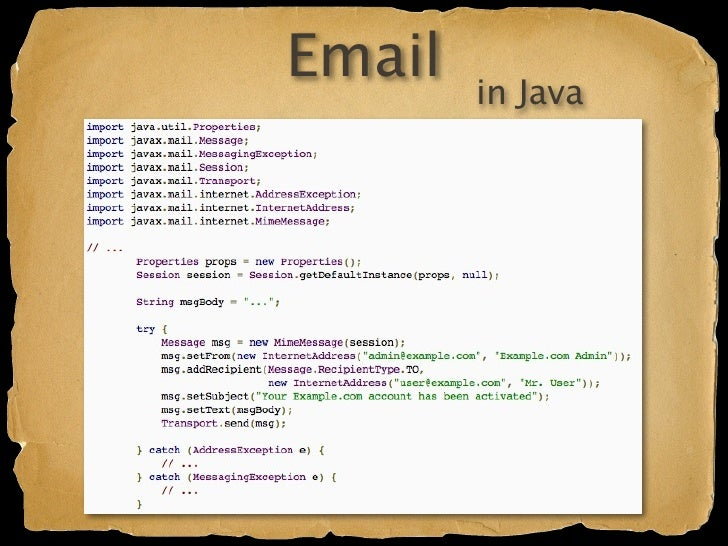 Inbound Email  Enable in appengine-web.xml