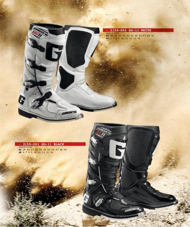Gaerne Fastback Off Road MX Boots Black AlexFactory