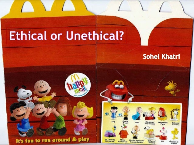 unethical practices in marketing to children Unethical practices in marketing to children when i was a child, my famous answer to the inevitable what do you want to be when you grow up question was a teacher.
