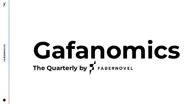 Gafanomics - The Quarterly - Episode 1 (Q1FY19)