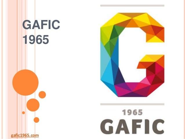 GAFIC 1965 gafic1965.com