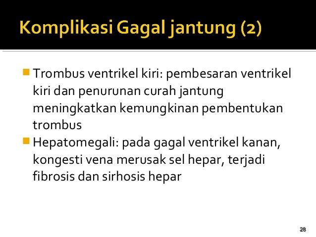 Gagal Jantung Kongestif (CHF): Penyebab, Gejala, Diagnosis, Pengobatan, dll.