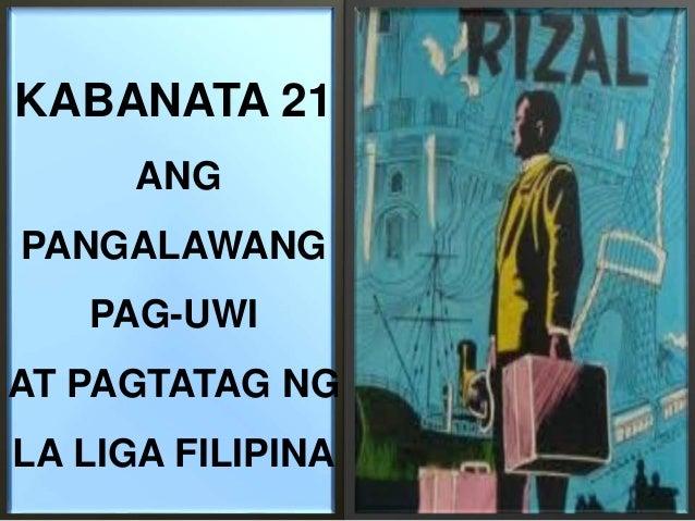 kabanata 21 Nang gabing iyon ay may pagtatanghal sa teatro de variedades, ang les  cloches de corneville ng bantog na mga pranses ubos kaagad ang tiket,.