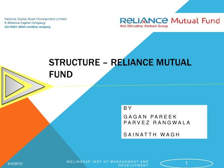 Gagan pareek rmac fund_structure