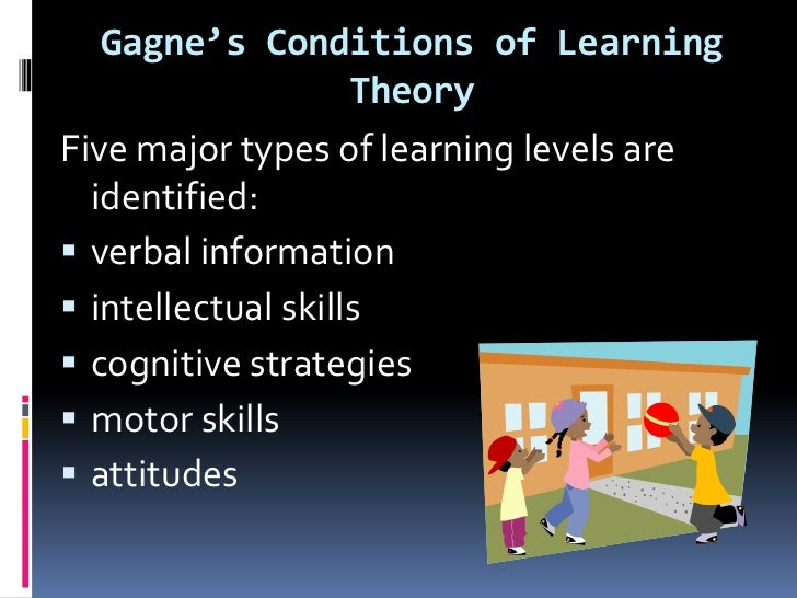 gagnes eight distinctive types of learning Learn about the eight distinct styles of learning and how these can be determined by your fingerprints.