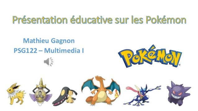 Mathieu Gagnon PSG122 – Multimedia I