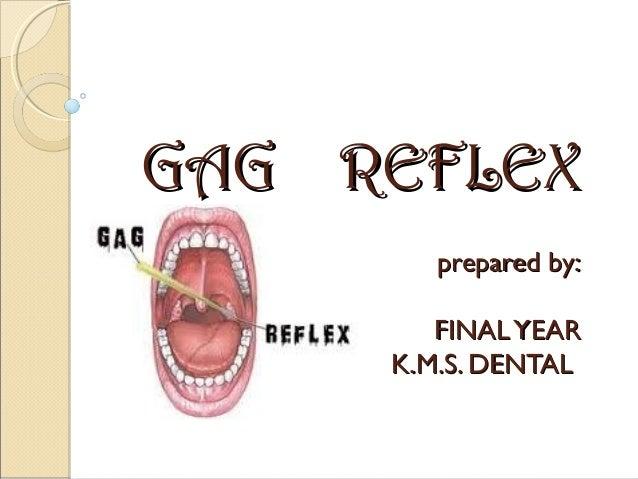 Throat Gag Reflex 115