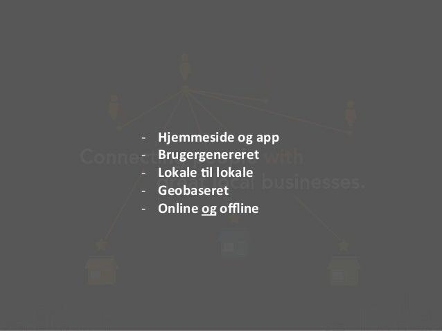 Djøf & Ældre Sagen - relevant indhold til flere målgrupper  !  v/ Signe Bisbjerg, Djøf Studerende