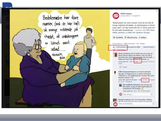 Sociale medier, communities & relevant indhold