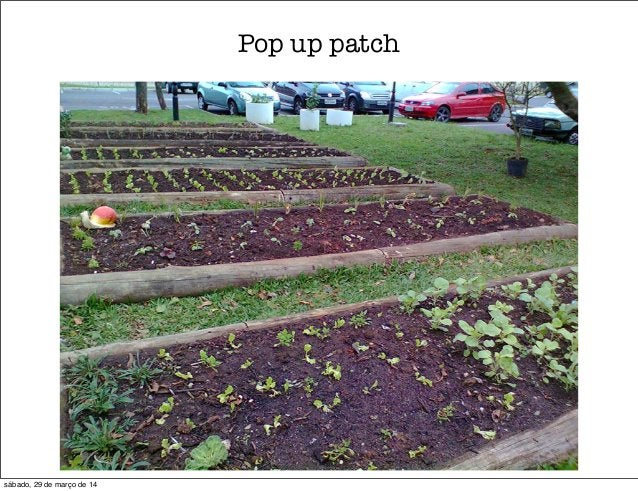 Pop up patch sábado, 29 de março de 14