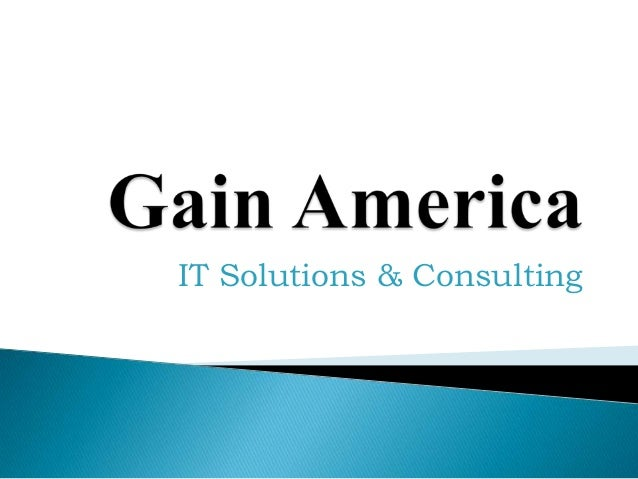 IT Solutions & Consulting