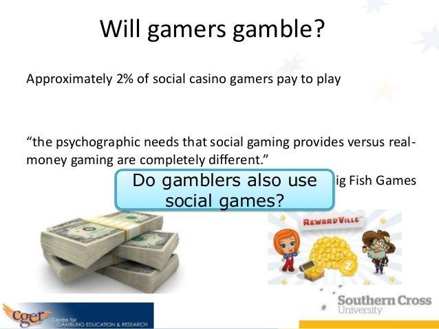 Psychographics of casino players gambling trick