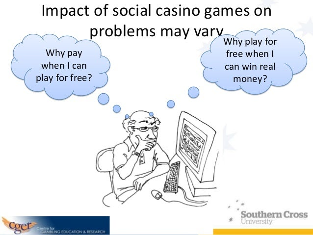 Social impact of casino casino club diamond jims nevada