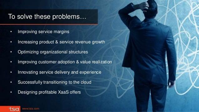 www.tsia.com • Improving service margins • Increasing product & service revenue growth • Optimizing organizational structu...