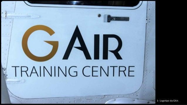 1- Logotipo da GAir.