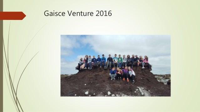 Gaisce Venture 2016