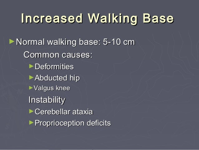 Differences with Walking ► More hip and knee flexion ► Greater Rom needed ► Peak forces slightly higher ► Centre of pressu...