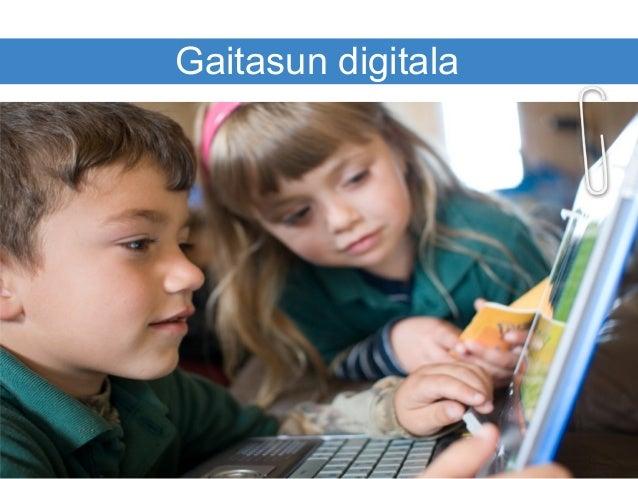 Gaitasun digitala
