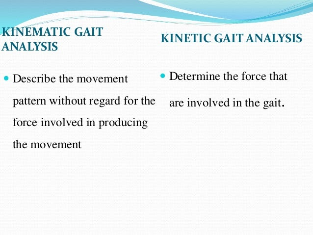 quantitative kinetic and kinematic analysis of Kinematic analysis: kinematic analysis is a method used to analyze the potential for the various modes of rock slope failures (plane, wedge, toppling failures), that occur due to the presence of unfavorably oriented discontinuities (figure 1.