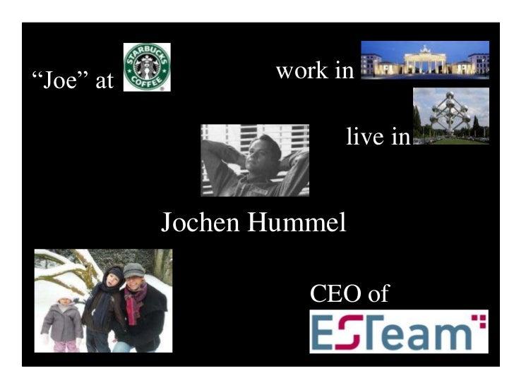 A Life for TM? Slide 3
