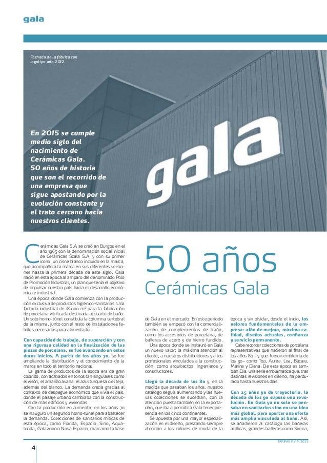 Cer micas y sanitarios gala for Sanitarios gala catalogo