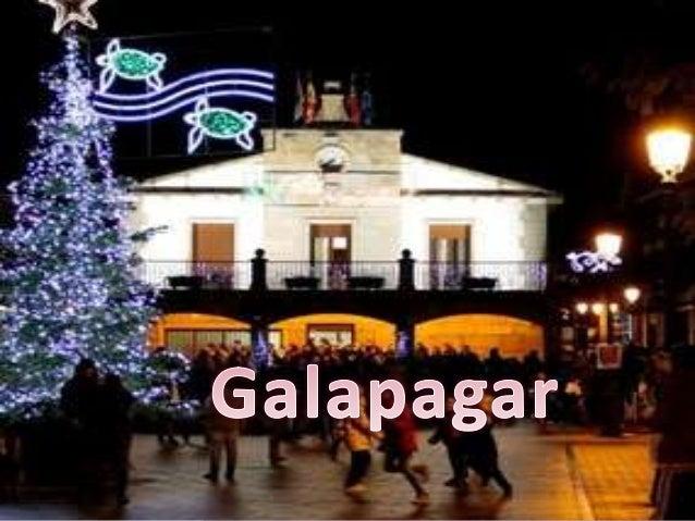""" Fondation: XI siècle  Les habitants s'appellent """"galapagueños"""".  Poblation: 32523 hab.  Altitude: 890 mètres sur le n..."""