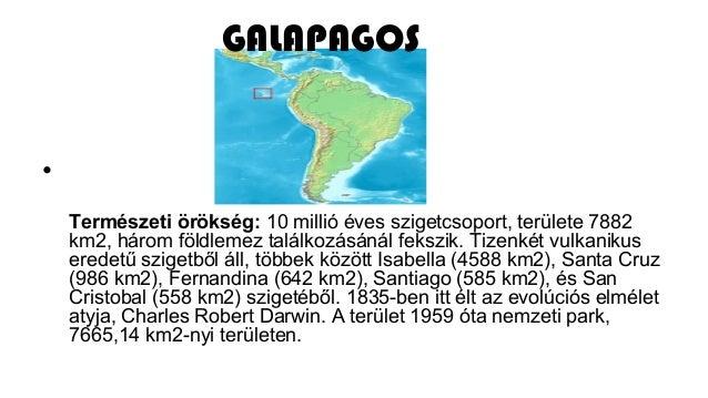 • Természeti örökség: 10 millió éves szigetcsoport, területe 7882 km2, három földlemez találkozásánál fekszik. Tizenkét vu...