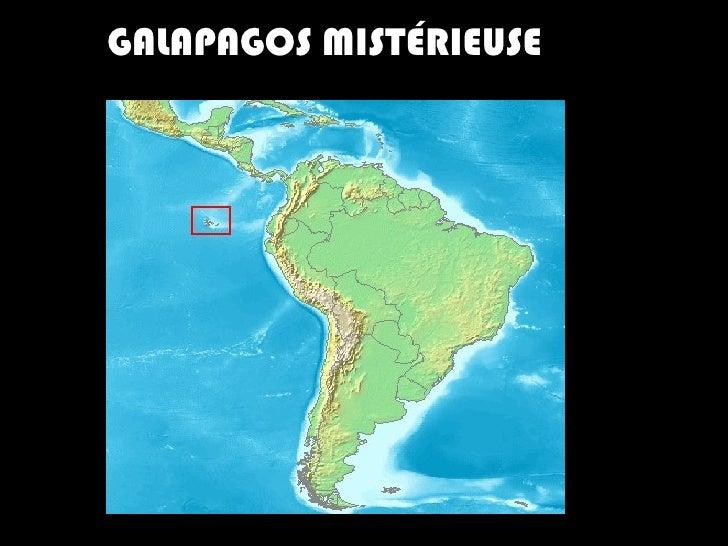 GALAPAGOS MISTÉRIEUSE