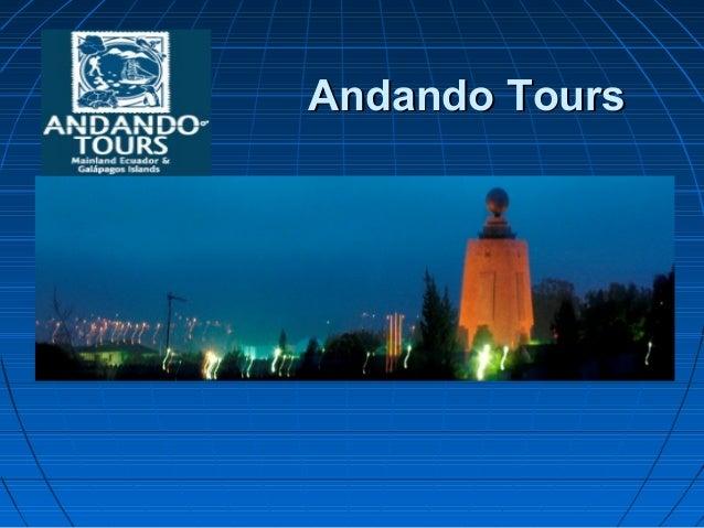 Andando ToursAndando Tours