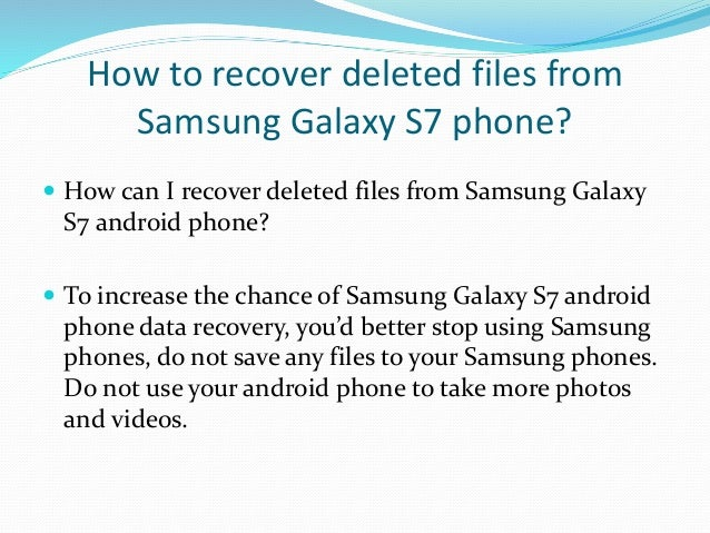 how to delete deleted photos samsung galaxy mini s3 permanently
