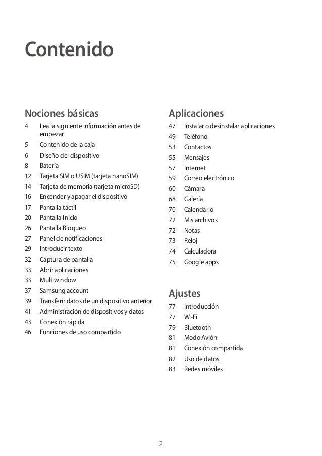 manual samsung tab s2 9.7