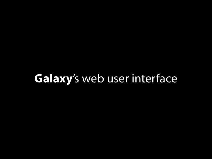 Galaxy Slide 3
