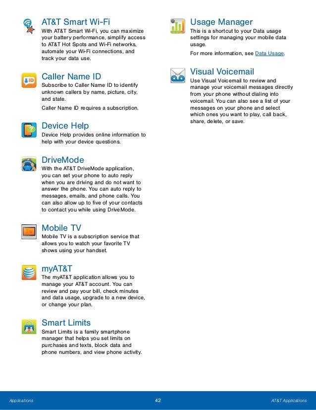 Galaxy Note 5 Manual in English