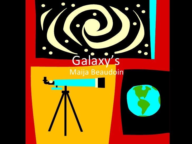 Galaxy's Maija Beaudoin