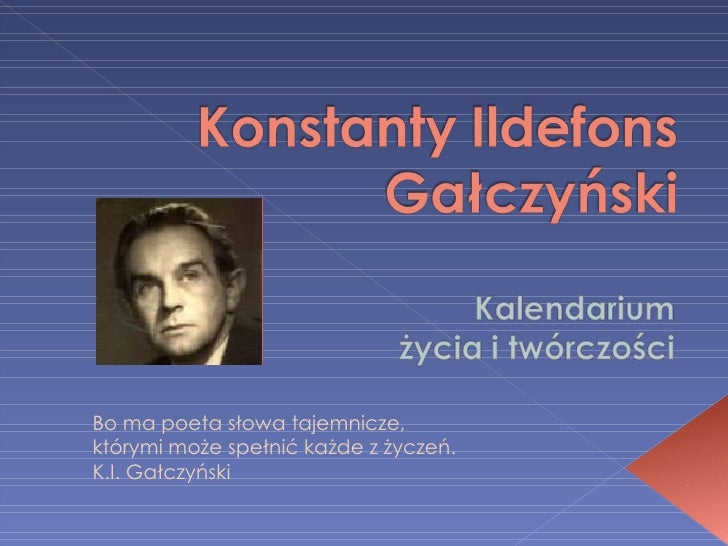 Galczynski