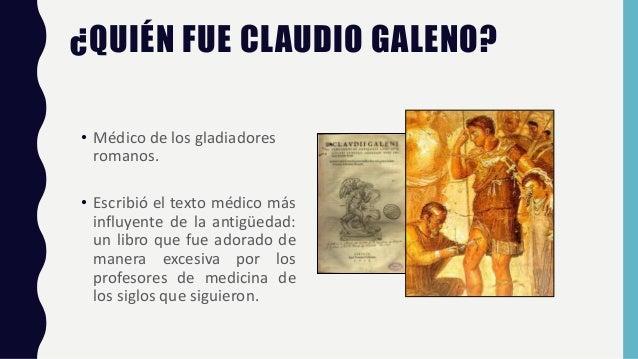 Galeno - Historia de vida.