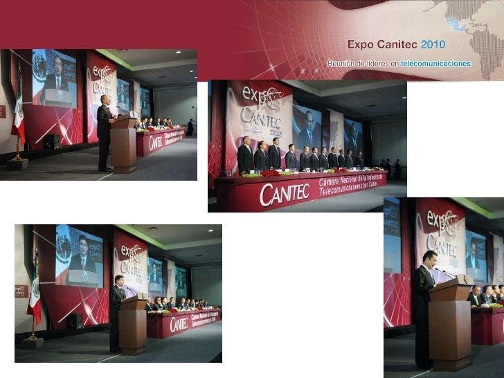 Expo Canitec, Galería 2010 Slide 2