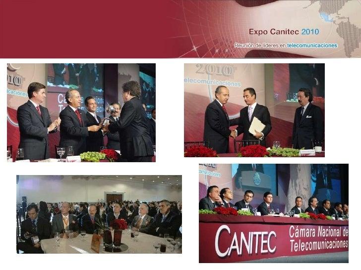 Expo Canitec, Galería 2010 Slide 3