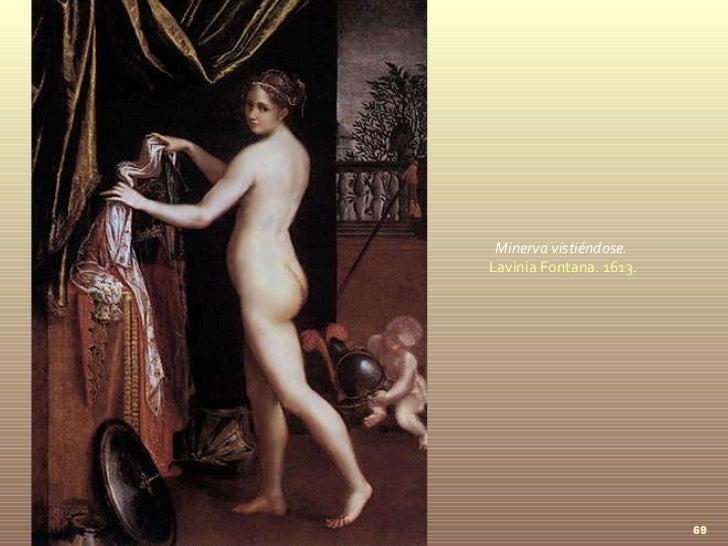 Resultado de imagen de Lavinia Fontana desnudos