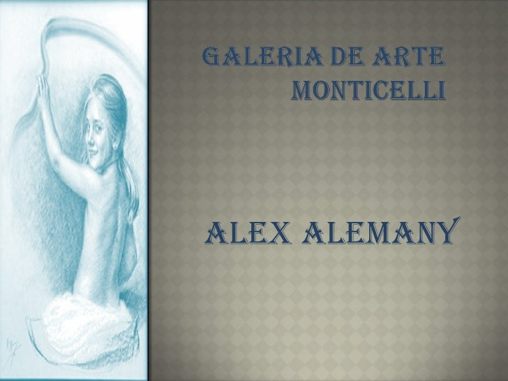 ALEX ALEMANY