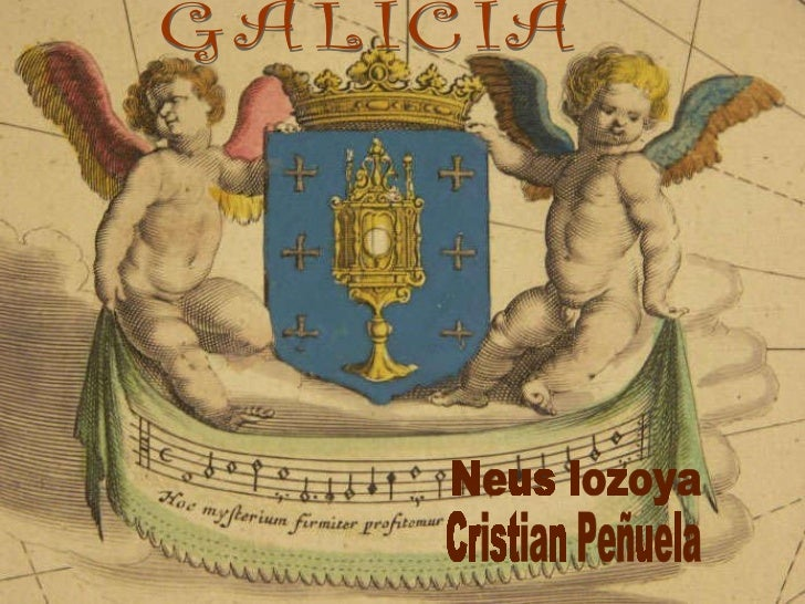 GALICIA Neus lozoya  Cristian Peñuela