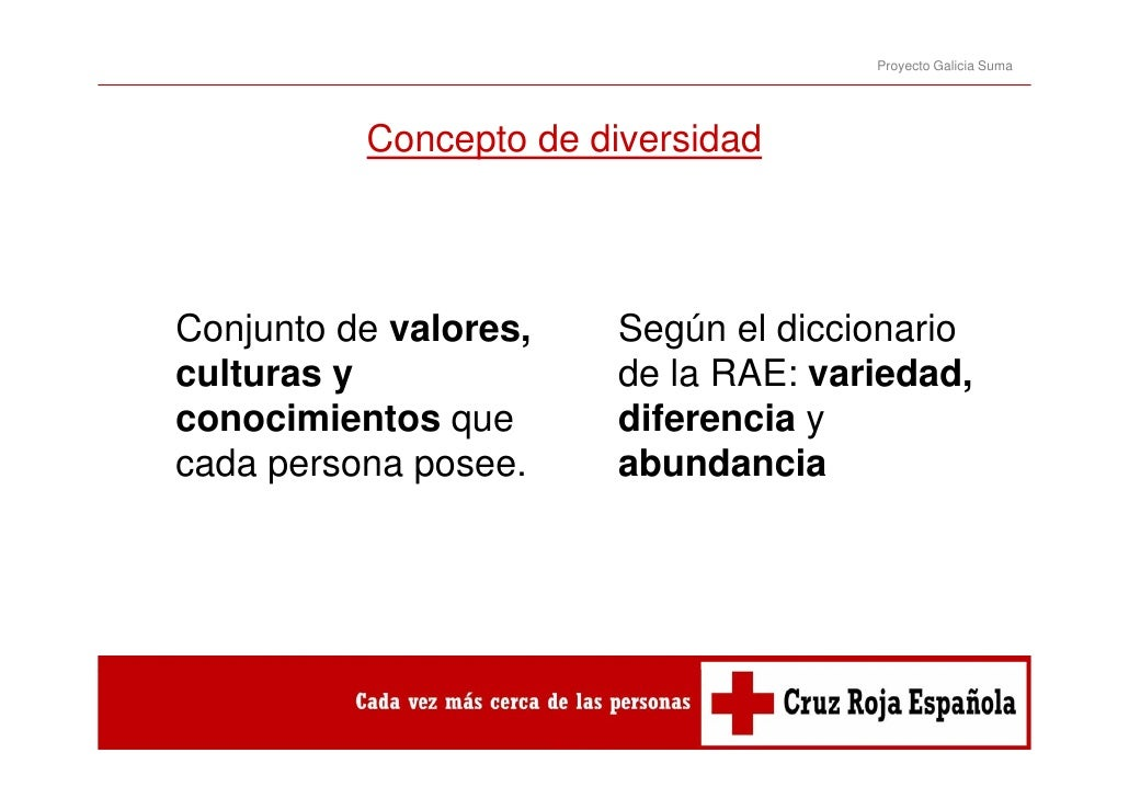 Proyecto Galicia Suma          Concepto d di          C     t de diversidad                           id dConjunto de valo...