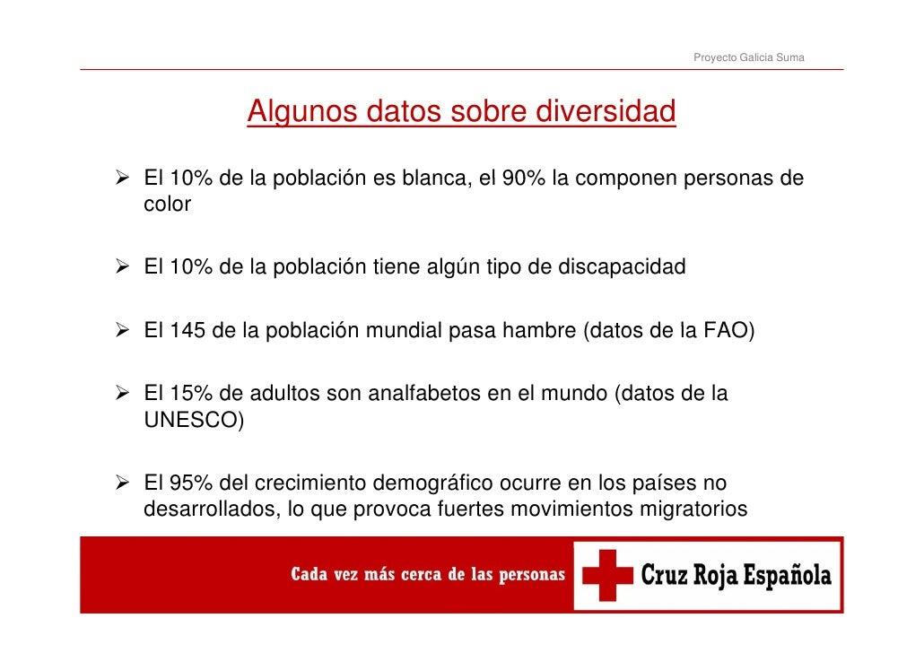 Proyecto Galicia Suma          Algunos d t sobre di          Al      datos b diversidad                                id ...