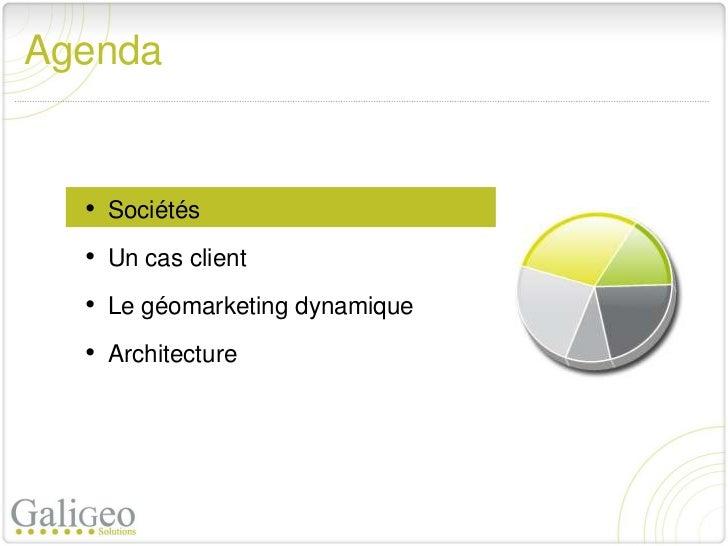 Le géomarketing : un outil indispensable au ciblage et à la connaissance client Slide 3