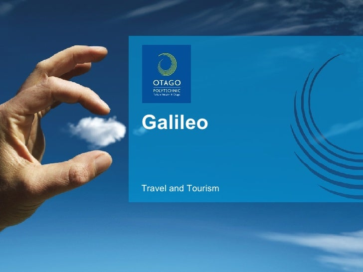 how to use galileo system